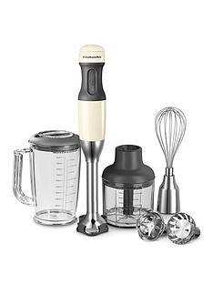 kitchenaid-corded-hand-blendernbsp--almond-cream