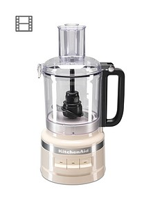 kitchenaid-21-litrenbspcompact-food-processornbsp--almond-cream