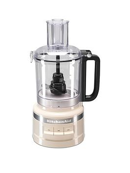 Kitchenaid 2.1-Litre Compact Food Processor - Almond Cream