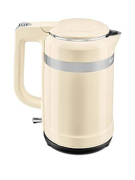 Kitchenaid Design Kettle - Almond Cream