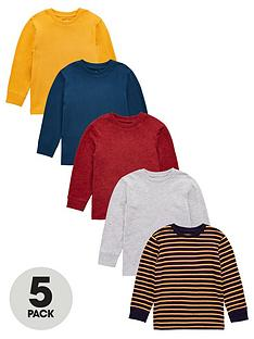 v-by-very-boys-core-5-pack-long-sleeve-t-shirts-multi