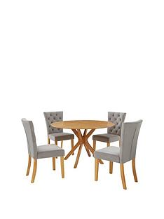 starburst-dining-set-with-4-chairs