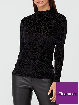 v-by-very-animal-burnout-long-sleevenbspturtle-neck-top-black-animal