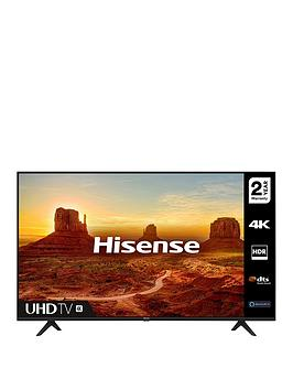 hisense-h65a7100ftuk-65-inch-4k-ultra-hd-hdr-freeview-play-smart-tv