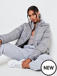 missguided-missguided-hooded-paddednbspjacket-grey