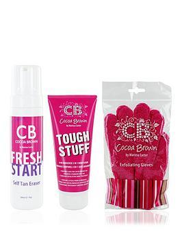 Cocoa Brown Cocoa Brown Perfect Skin Prep Bundle Picture