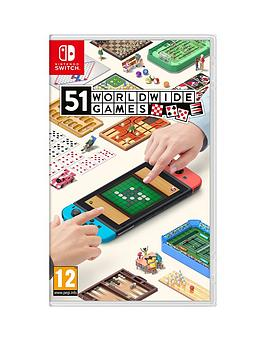 Nintendo Switch   51 Worldwide Games - Switch