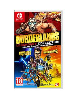 Nintendo Switch Nintendo Switch Borderlands Lgdry Col - Switch Picture