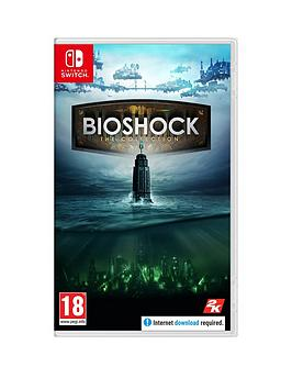 Nintendo Switch   Bioshock Collection - Switch