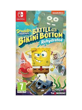 Nintendo Switch Nintendo Switch Spongebob Squarepants: Battle For Bikini  ... Picture