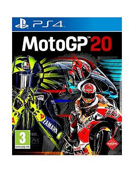 Playstation 4 Playstation 4 Motogp&Trade; 20 Picture
