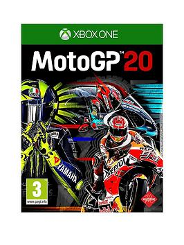 Xbox One Xbox One Motogp&Trade; 20 Picture