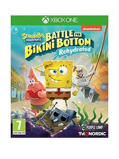 playstation-4-spongebob-squarepants-battle-for-bikini-bottom-rehydrated-xbox-one