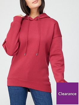 v-by-very-the-essential-oversized-hoodie-raspberry