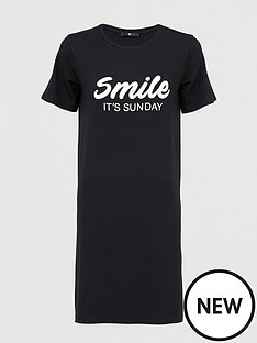v-by-very-smile-its-sunday-nightie-black