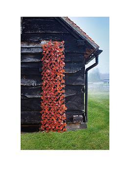 smart-solar-red-acer-leaf-180-x-90cm-trellis