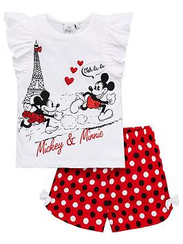 Minnie Mouse Minnie Mouse Girls Mickey Mouse &Amp; Minnie Mouse Paris  ... Picture