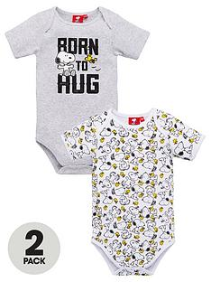 snoopy-baby-boynbsp2-pack-born-to-hug-bodysuits-multi