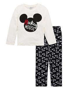mickey-mouse-unisex-long-sleeve-mickey-mouse-pyjamas-multi