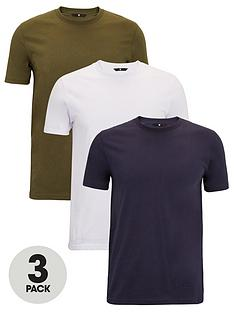 very-man-essentials-3-pack-crew-t-shirt-multi