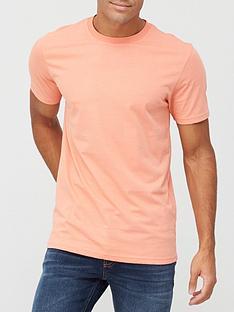 very-man-essentials-crew-t-shirt-coral