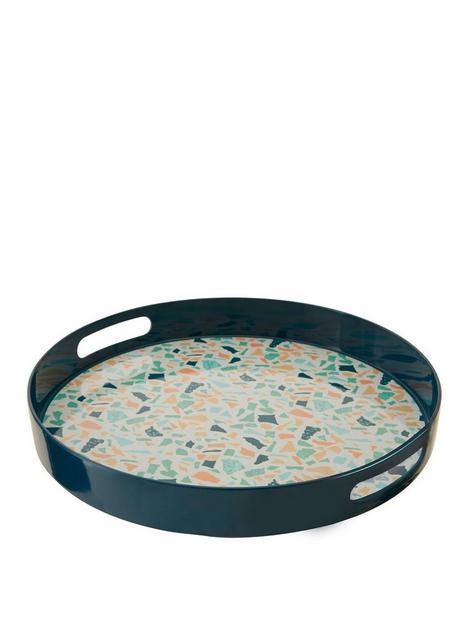 premier-housewares-mimonbspterrazzo-round-serving-tray