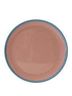 premier-housewares-mimo-miami-arch-melamine-dinner-plates-ndash-set-of-4