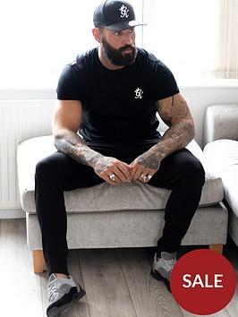 gym-king-basis-origin-t-shirt-black