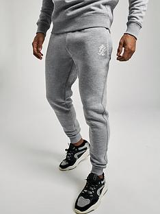 gym-king-basis-jogger-grey-marl
