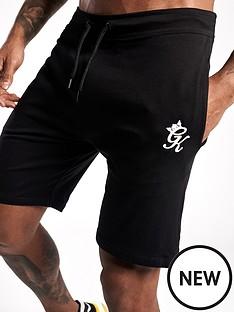 gym-king-basis-jersey-short-black