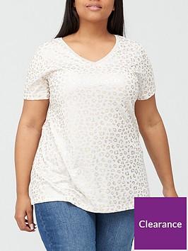 v-by-very-curve-foilnbspv-necknbspt-shirt-animal-print