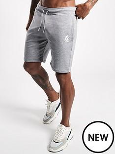 gym-king-basis-jersey-short-grey