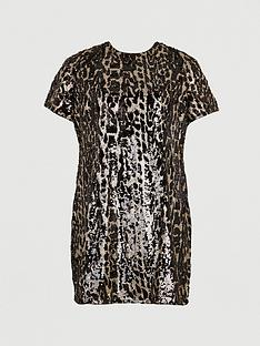 v-by-very-curve-sequin-tunic-dress-animal