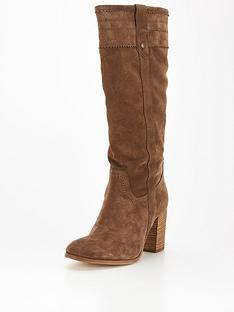 barbour-elena-suede-leather-knee-high-heeled-boot-brown