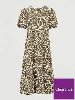 v-by-very-tiered-printed-midi-dress-print