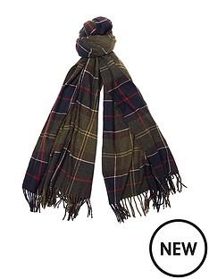 barbour-hailes-tartan-wrap-scarf-multi