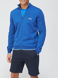 boss-zoston-knitted-zip-through-top-bright-blue