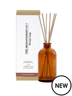 the-aromatherapy-co-therapy-range-ndash-uplift-sweet-lime-amp-mandarin-reed-diffuser