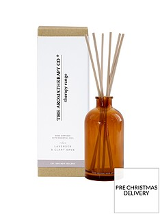 the-aromatherapy-co-therapy-range-ndash-relax-lavender-amp-clary-sage-reed-diffuser