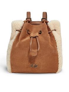 ugg-fey-2-way-mini-bucket-bag-chestnut
