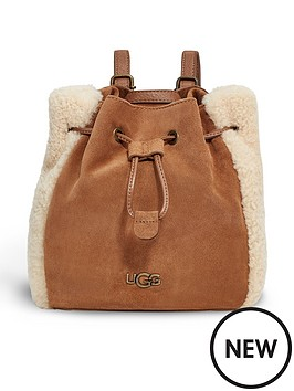 ugg-fey-2-way-mini-bucket-bag-chestnut