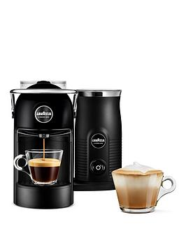 Lavazza    Lm Jolie & Milk Black Uk 220-240V Coffee Machine