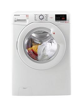 Hoover   Wdxoc485A 8Kg Wash, 5Kg Dry, 1400 Spin Washer Dryer - White