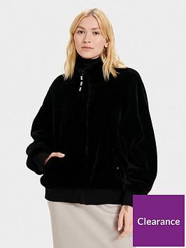 ugg-laken-coat-black