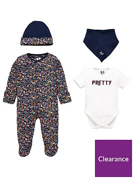 v-by-very-baby-giftingnbspbaby-girls-4-piece-pretty-floral-set-multi