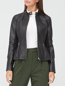hugo-hugo-lilova-leather-jacket-black