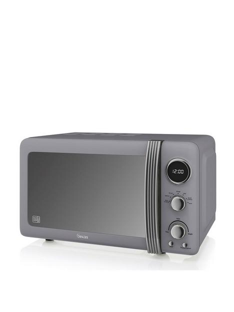 swan-retro-microwave-grey