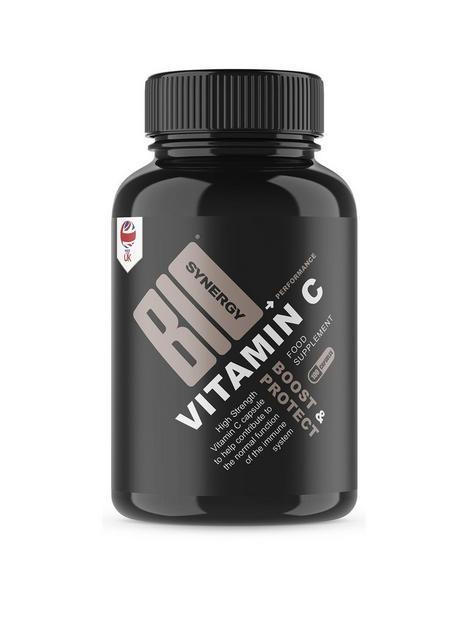 bio-synergy-high-strength-vegan-vitamin-c-100-capsules