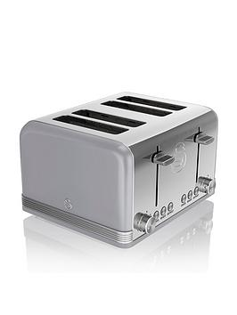 swan-retro-4-slice-toaster-grey