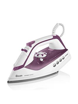 Swan Swan Steam Iron Picture